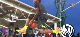High School: Derrick Jones remporte l'Elite 24 Dunk Contest