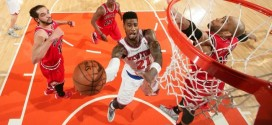 Iman Shumpert fan de l'attaque en triangle