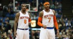 jr smith carmelo anthony knicks