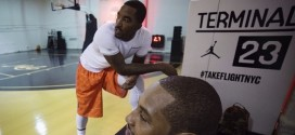 Vidéo : Carmelo Anthony et J.R. Smith dominent un pick-up game de luxe à New York