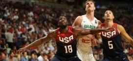 Team USA : Kenneth Faried très surpris d'être titulaire