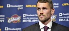 Kevin Love admet que son manque d'expérience en playoffs demandera un ajustement