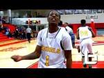 La dernière mixtape du décoiffant Trae Jefferson (1m70, 18 ans)