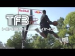 La dernière séance de dunks de Doug Anderson (plus d'1m20 de détente)