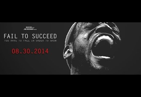 L'énorme mini-film du jour: LeBron James – Fail To Succeed par NINE Entertainment