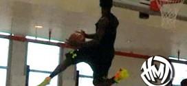 Les derniers dunks de l'impressionnant Kwe Parker