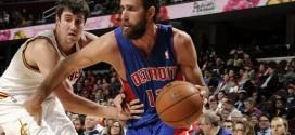 Pistons: deux places pour trois joueurs ?