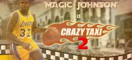 Mix: Magic Johnson – Crazy Taxi 2