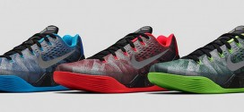 Kicks: Nike dévoile la collection Kobe 9 EM 'Premium' Collection