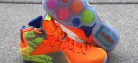 Kicks: une nouvelle version des Nike LeBron 12 dévoilée