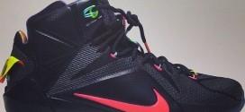 Kicks:des fuites sur une nouvelle version des Nike Lebron 12
