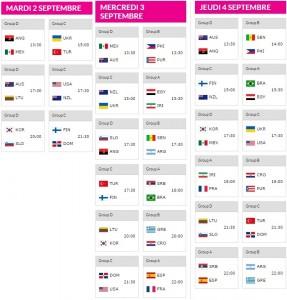 Guide programme et retransmissions t l du premier tour - Programme coupe du monde des clubs 2014 ...
