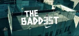Pub Nike/Foot Locker: Be The Baddest avec Kevin Durant