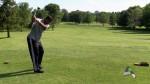 Vidéo: Harrison Barnes n'est pas vraiment doué au golf