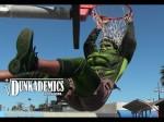 Vidéo: Hulk est un sacré dunkeur