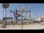 Vidéo : Jay Brown réinvente le rider en passant le ballon sous sa jambe d'appui