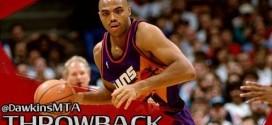 [Vintage] Les highlights du record en carrière de Charles Barkley: 56 points