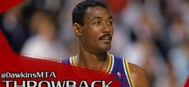 [Vintage] Les highlights du record en carrière de Karl Malone: 61 points en 33 minutes