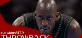 [Vintage] Les highlights du record en carrière de Kevin Garnett: 47 points et 17 rebonds