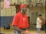Vintage: quand Michael Jordan shootait sur des panneaux mouvants