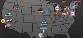 La NBA et la D-League annoncent les affiliations pour la saison 2014/15