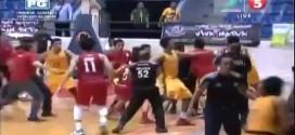 17 joueurs et 3 arbitres suspendus après une bagarre aux Philippines