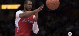 Les derniers screenshots de NBA Live 15