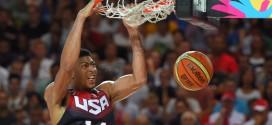 Vidéo: Les highlights complets de Team USA – Turquie