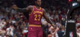 Le trailer de NBA Live 15