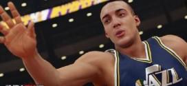 NBA 2K15: Plusieurs notes dévoilées dont celle de Rudy Gobert et Joel Embiid