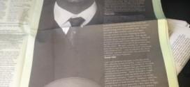 Jermaine O'Neal achète une page entière d'un journal pour remercier les fans des Warriors