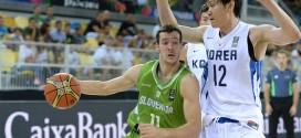 Une victoire de plus pour la Slovénie