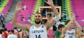 [Interview] Jonas Valanciunas : «Une victoire avec nos tripes»