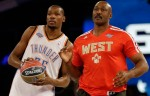 Karl Malone et Kevin durant