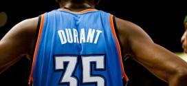Kevin Durant aimerait rester au Thunder toute sa carrière