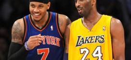 Pour Phil Jackson personne ne peut copier Kobe Bryant en matière d'éthique de travail