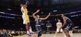 Kobe Bryant explique comment il a perfectionné son fadeaway grâce auguépard