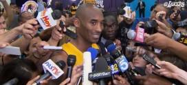Kobe Bryant:Byron Scott a le même état d'esprit que moi, c'est un titre ou une perte de temps
