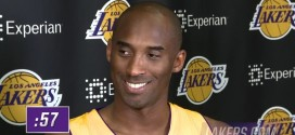 Kobe Bryant met un petit tacle à Nick Young