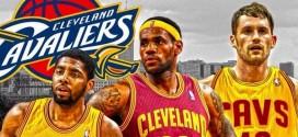 LeBron James:Kyrie Irving peut devenir le meilleur meneur de la ligue très rapidement