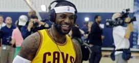 LeBron James: ma perte de poids n'a rien à voir avec le basket