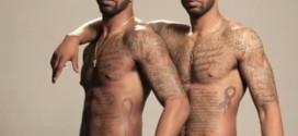 Vidéo: les frères Morris se font tatouer des tatouages choisis par les fans