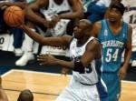 Michael Jordan contre les Hornets