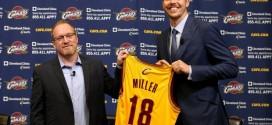 Mike Miller: Kevin Love est un incroyable complément à LeBron James et Kyrie irving