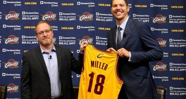 Déjà trois franchises sur Mike Miller