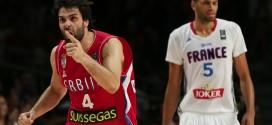 Eurobasket: la Serbie et la Lituanie dévoilent leurs 12 joueurs