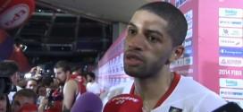 Nicolas Batum: il faut oublier car il y a une médaille de bronze à aller chercher
