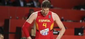 Pau Gasol incertain sur son avenir en équipe d'Espagne