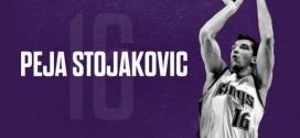 Officiel: le maillot de Peja Stojakovic va être retiré
