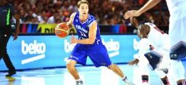 Petteri Koponen rêve de jouer en NBA